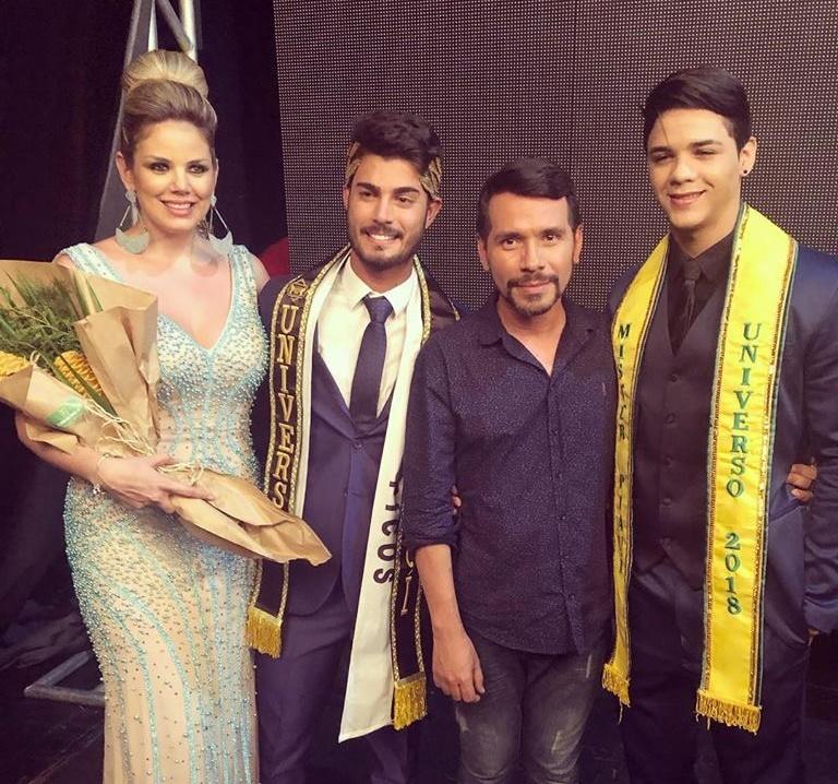 Representante de Picos, Vitor Vieira é eleito Mister Piauí Universo 2019