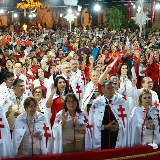 Fotos: Festa do Divino reúne devotos e turistas em Valença do Piauí