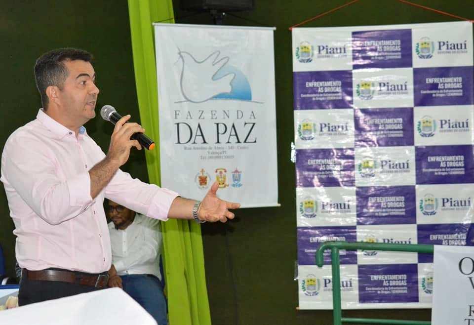 Valença do Piauí é sede da Semana Estadual de Políticas sobre Drogas