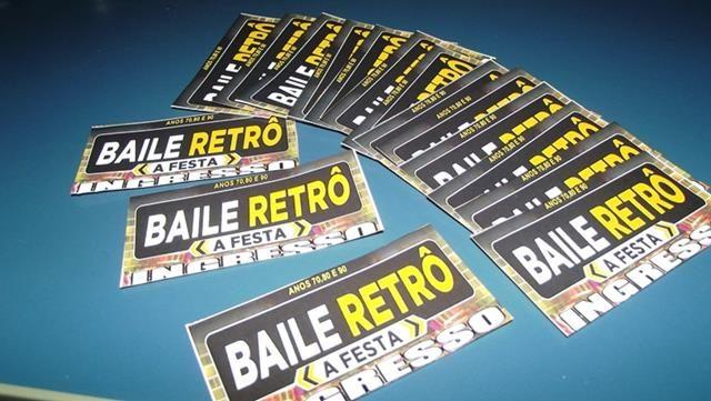 Começa venda de ingressos para a IV edição do Baile Retrô em Valença (PI)