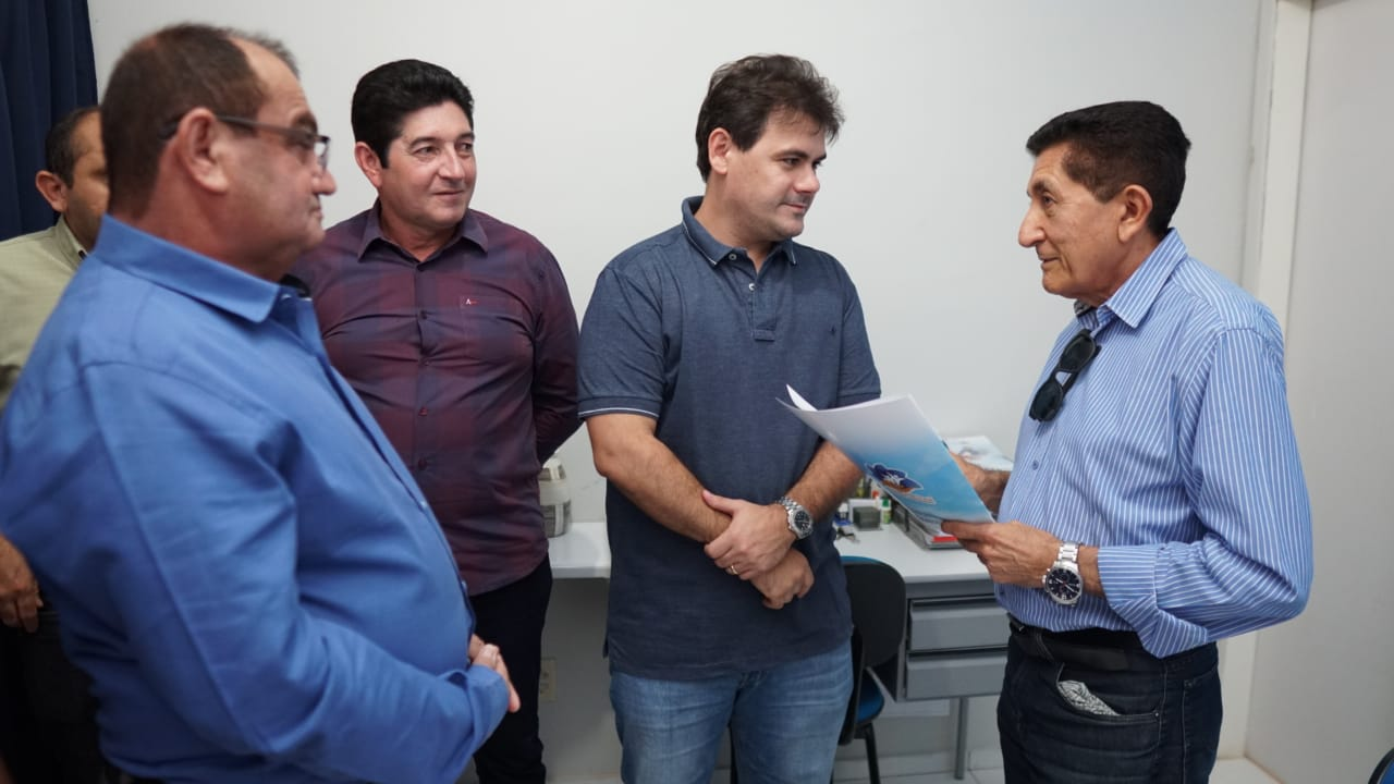 Deputado Estadual Severo Eulálio reforça saúde em Ipiranga