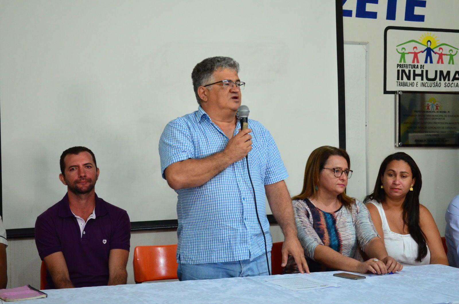 Prefeito de Inhuma e São José do Piauí são denunciados no Tribunal de Contas do Estado
