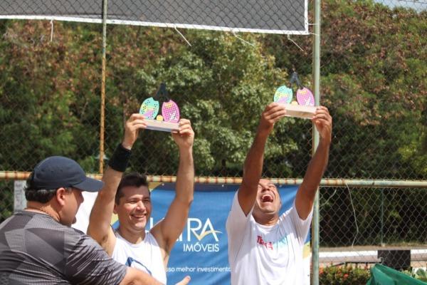 Beach Tennis define os primeiros campeões do Circuito Piauiense