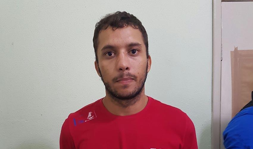 Assassino de Major Mayron foge da prisão durante transferência no Piauí