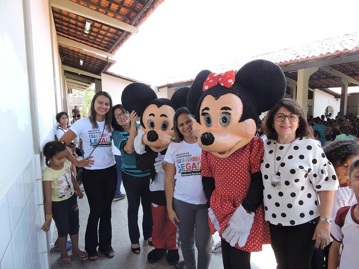 ADH realiza trabalho social com famílias do município de Picos