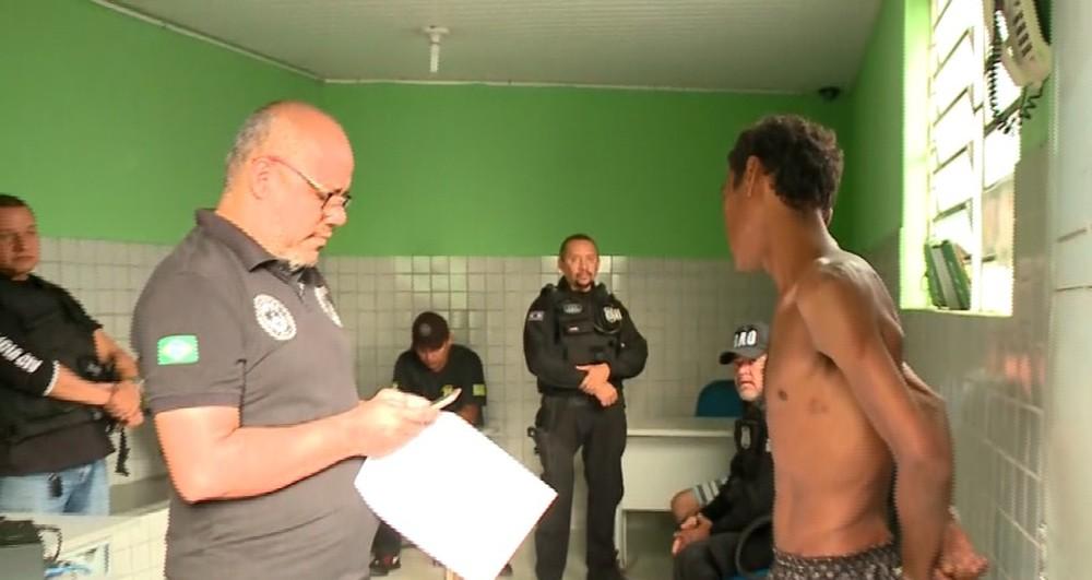 Polícia deflagra Operação Impacto e cumpre mandados de prisão em Inhuma e mais duas cidade