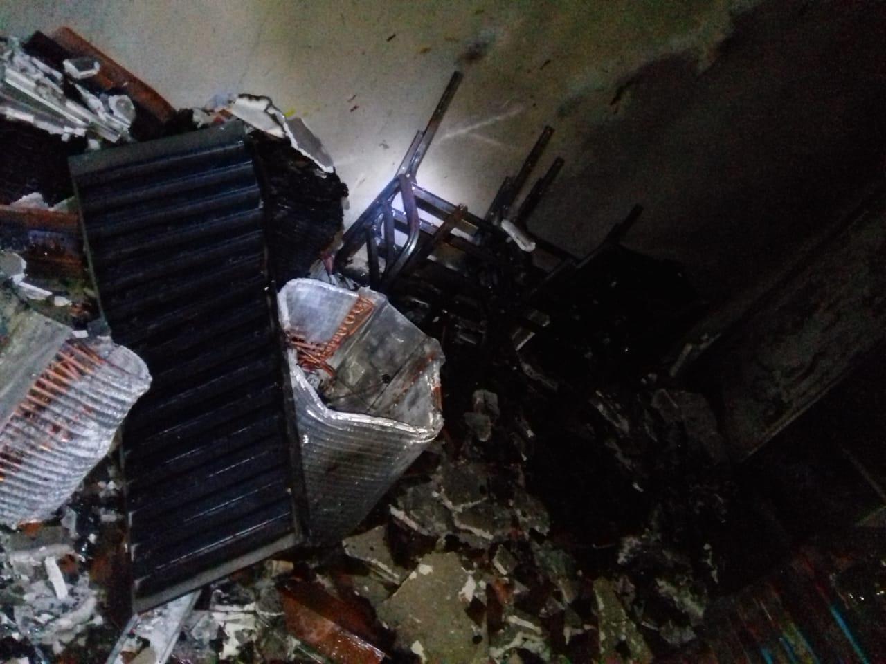Promotora pede internação de garoto de 13 anos que ateou fogo em escola de Picos