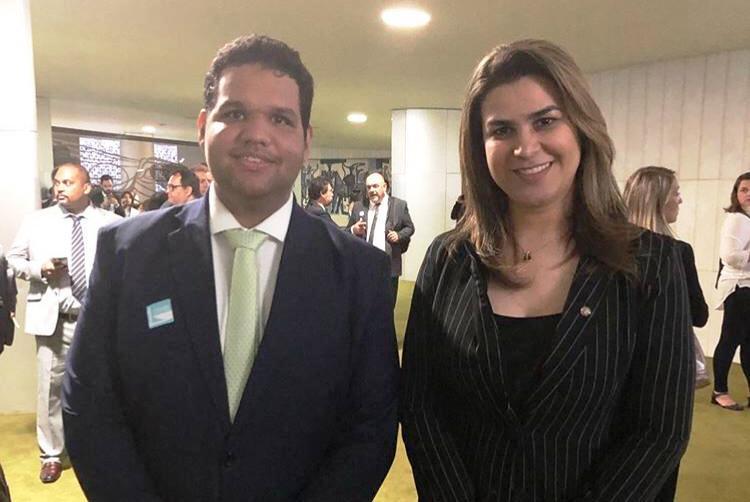 Indicado por Dra. Marina, advogado Germano Coelho assume cargo federal no Piauí