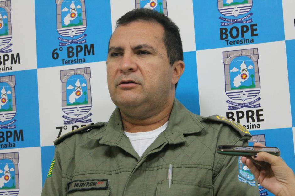 Carlos Augusto lamenta redução da pena de acusados de matar major