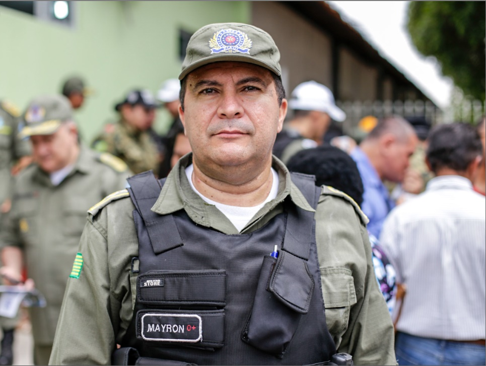 Justiça reduz pena dos condenados de assassinar major Mayron Soares