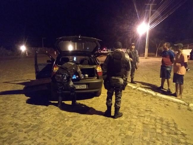 PM deflagra operação em combate à criminalidade em Picos