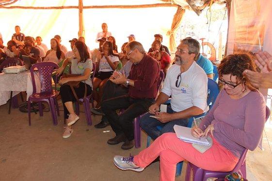 Missão do Fida conhece resultados do Projeto Viva o Semiárido em Valença