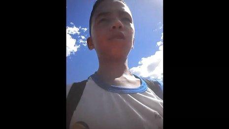 Vídeo: garoto denuncia falta de transporte escolar e 'esculhamba' prefeito de Inhuma: 'ladrão'