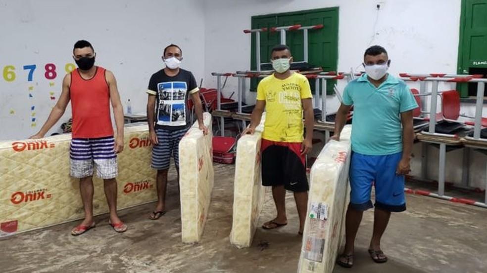 Especial: Os trabalhadores rurais que se isolaram para proteger a cidade de Aroazes do coronavírus
