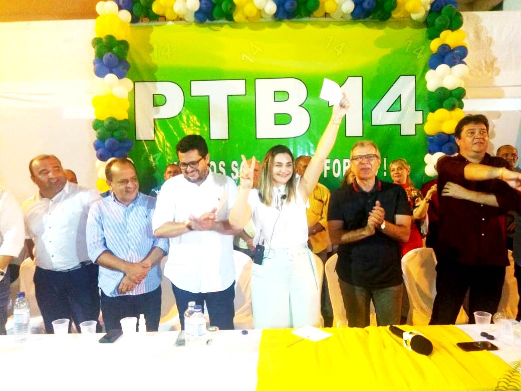 Ato de filiação reúne diretório do PTB em Valença do Piauí
