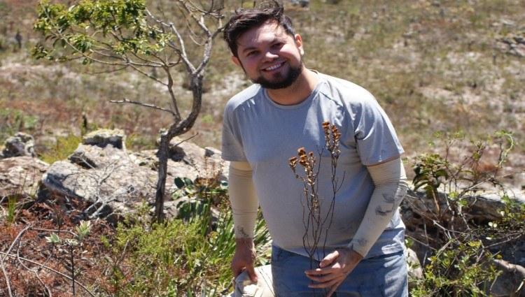 Professor do Campus do IFPI de Valença descobre nova espécie de planta