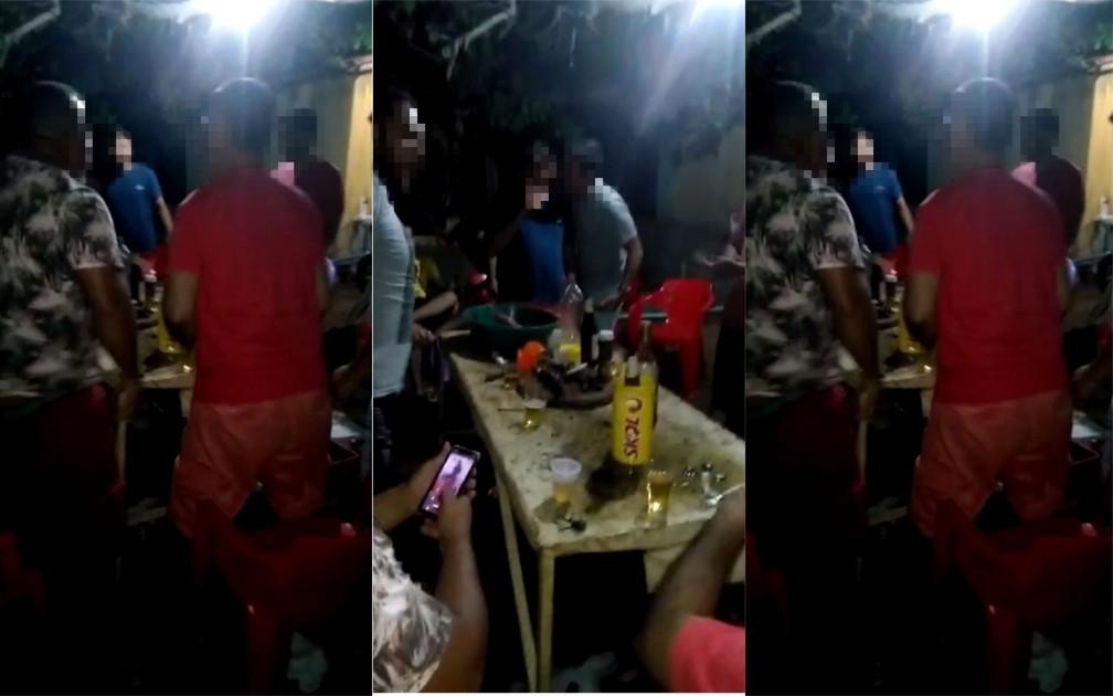 Polícia investiga churrasco no PI que gerou aglomeração na quarentena