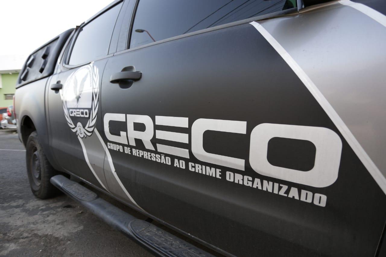 Greco apreende em Valença fuzis que seriam usados em assaltos a bancos no Piauí