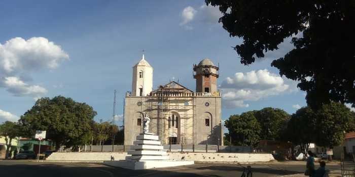 Igreja matriz de Nossa Senhora do Ó e Conceição será entregue dia 18