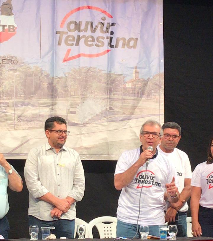 PTB lança projeto eleitoral para Teresina