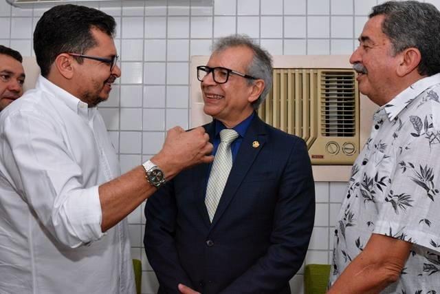 Venício do Ó deverá assumir o PTB nas eleições municipais
