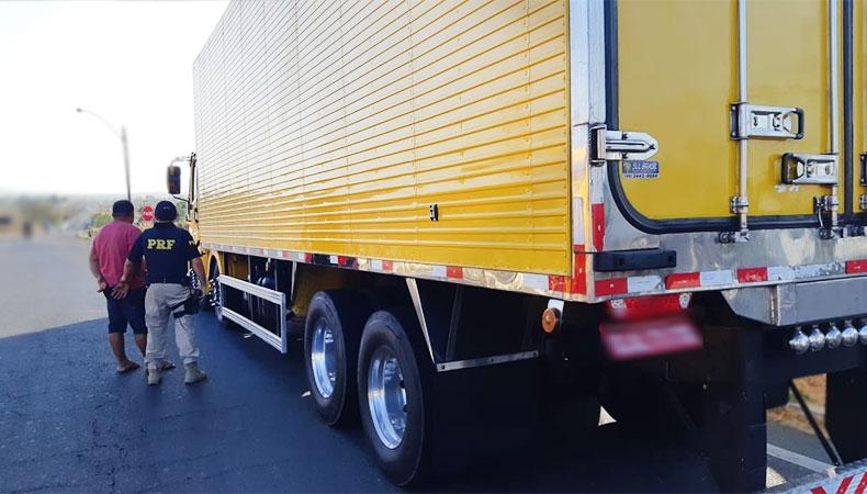 Caminhoneiros são detidos sob efeito de drogas em Valença e Piripiri