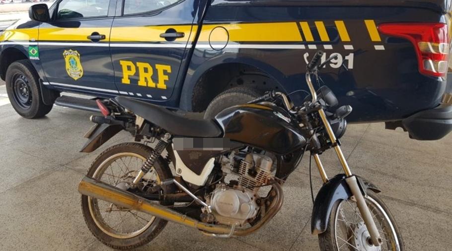 Homem é preso pela PRF na rodovia BR-316 em Valença do Piauí