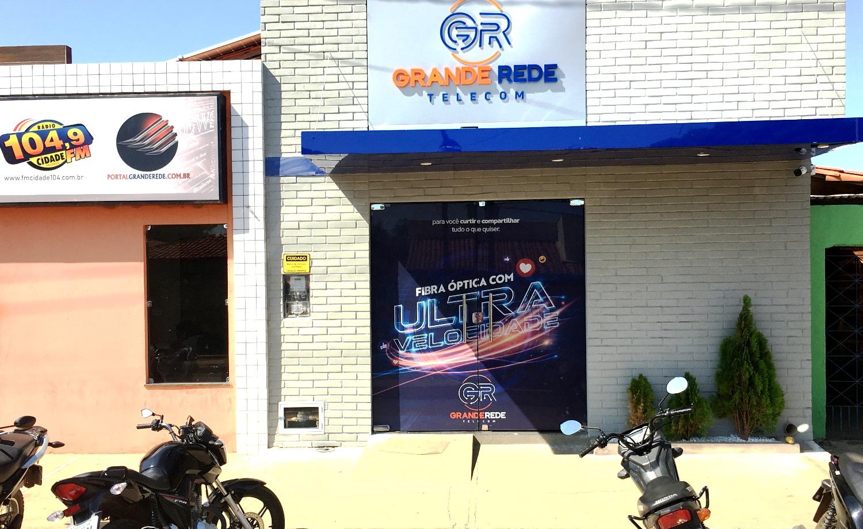 GR Play; Grande Rede Telecom anuncia sistema para unir internet, rádio  e televisão
