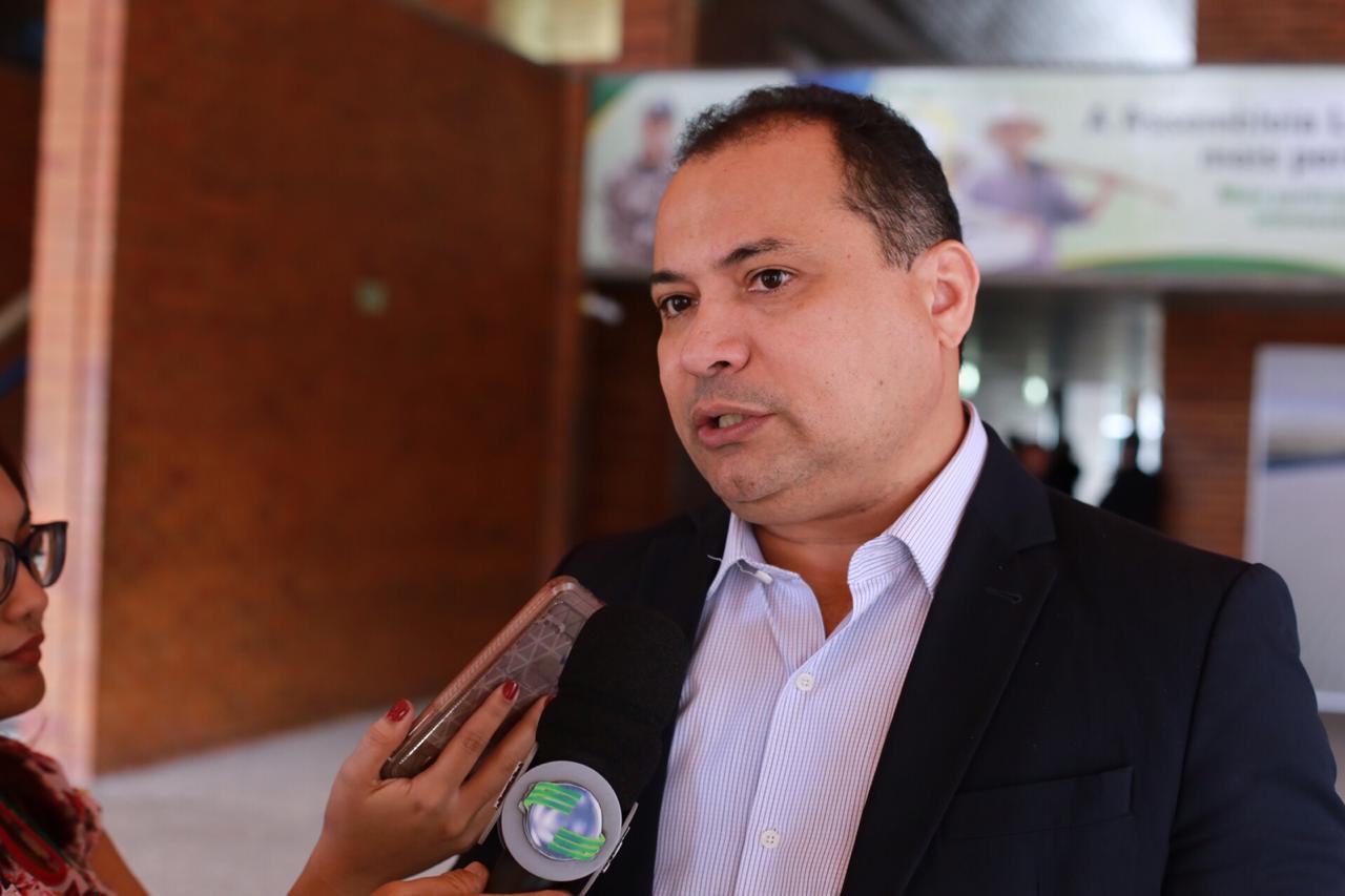 """Evaldo: """"Estamos preparados para enfrentar a estrutura do PP em Valença"""""""