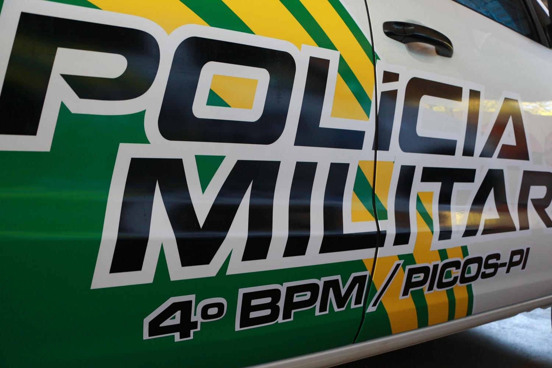 Acusado de homicídio é preso pela Polícia Militar em Picos