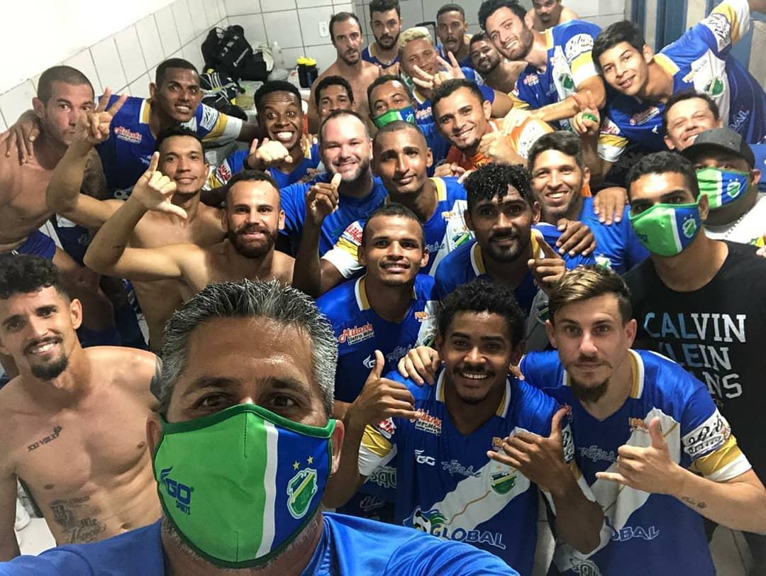 Altos vence o Santos-AP com dois gols de Manoel pela Série D