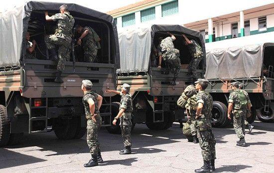 Valença e mais 142 municípios do Piauí já solicitaram reforço das tropas Federais para eleição