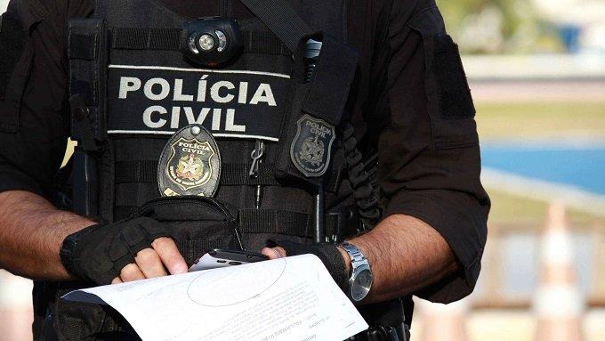 Polícia Civil cumpre mandados por furtos em Elesbão Veloso