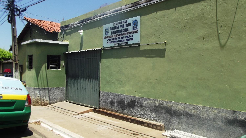 Foragido da Justiça é preso pela Polícia Militar em Valença do Piauí