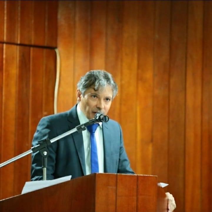 Prefeito Marcelo Costa fala sobre investimento na abertura do ano legislativo na Câmara de Valença