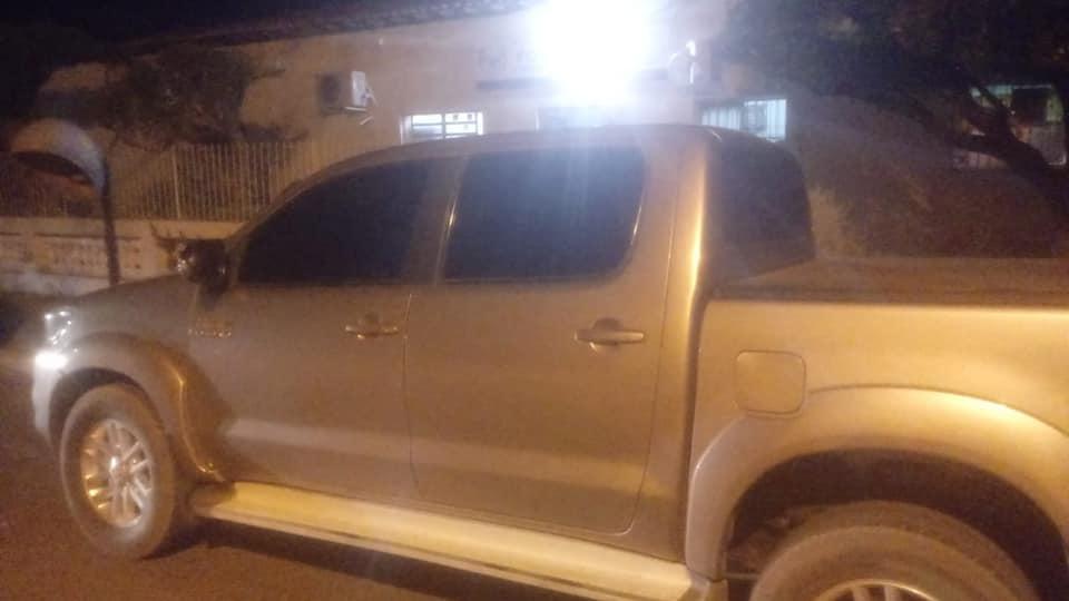 Cinco caçadores são presos com armas e munições em Novo Oriente do Piauí