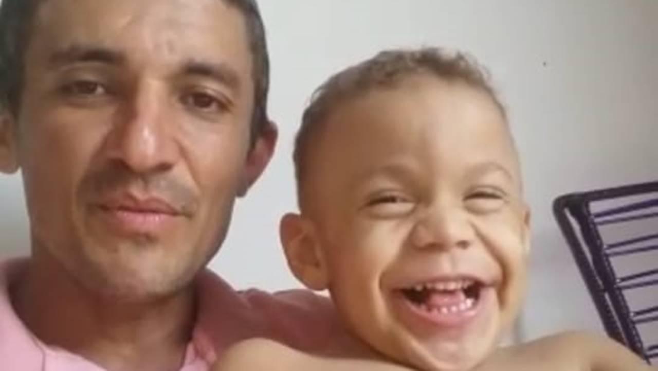 S. Miguel da Baixa Grande: Pai faz campanha de doações para tratamento de filho com paralisia cerebral
