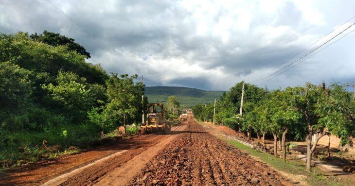 Governo investe na recuperação de rodovias em cidades da região de Valença