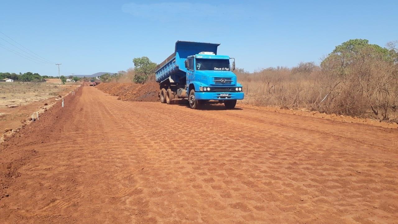 Pavimentação da PI-120 em Pimenteiras permitirá interligação das regiões norte e sul do Piauí