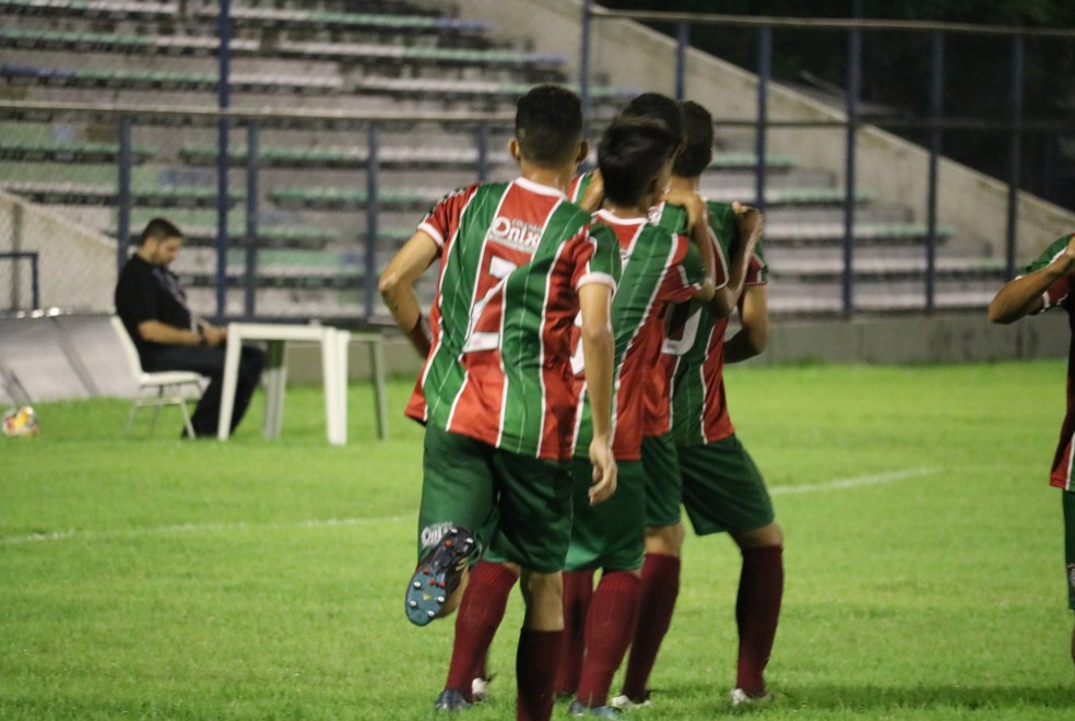 Flu-PI vence o Timon por 1 a 0 e lidera Campeonato Piauiense Sub-20