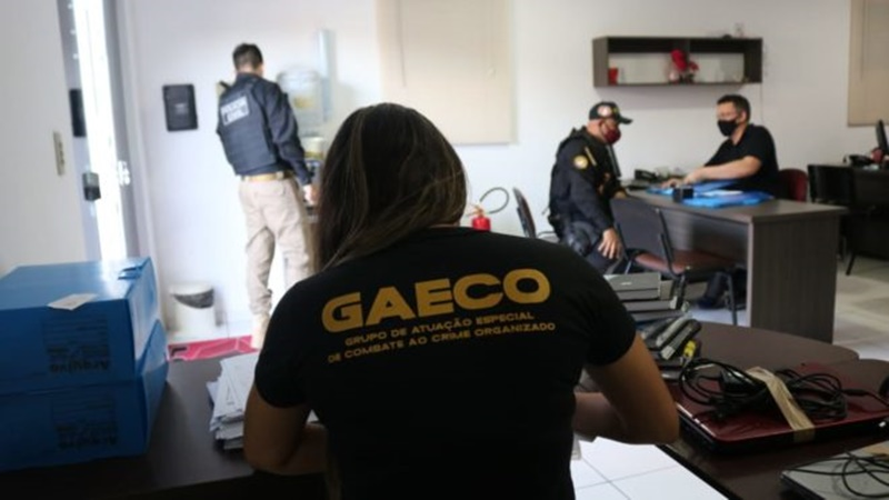 Gaeco faz operação e cumpre mandados em Teresina e Elesbão Veloso