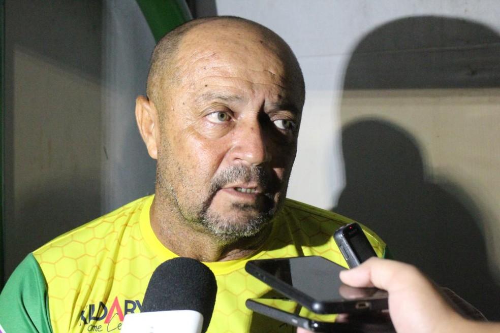 Picos renova com o técnico Adelmo Soares para a temporada de 2021