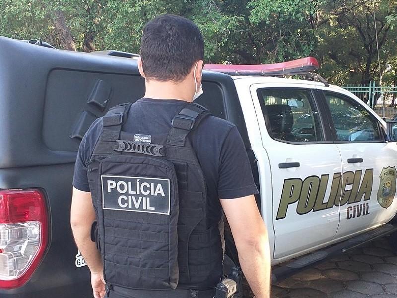 Polícia Civil prende suspeito de matar homem a facadas em Francinópolis