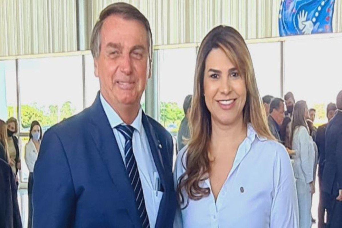 Eleições na Câmara: Marina Santos toma café da manhã com Bolsonaro