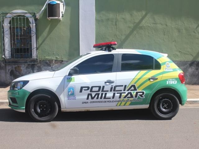 Homem é preso acusado de furtar veículo na cidade de Aroazes
