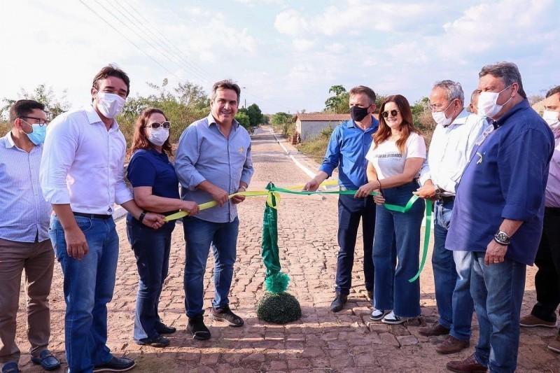 Deputado Júlio Arcoverde visita municípios e inaugura obras no final de semana