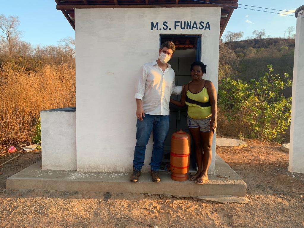 Prefeitura de Várzea Grande conclui a entrega de módulos sanitários