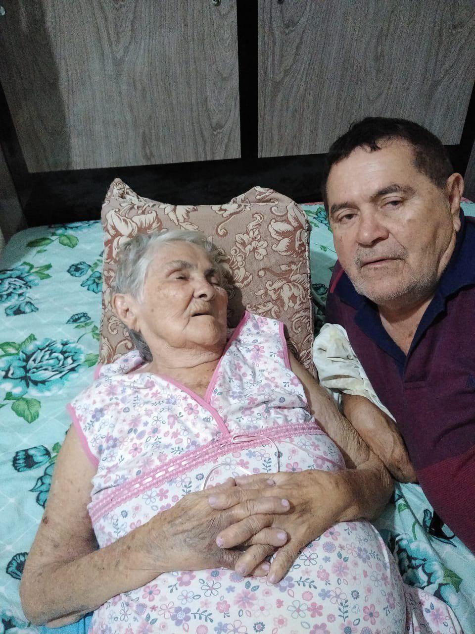 Mãe do ex-prefeito de Valença do Piauí Dr. Alcântara morre aos 93 anos